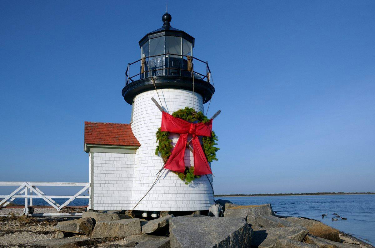 the 44th annual nantucket christmas stroll