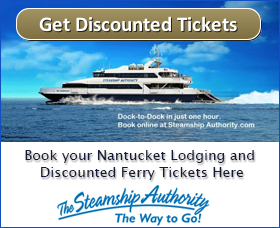 Steamship Authority Discounted Tickets